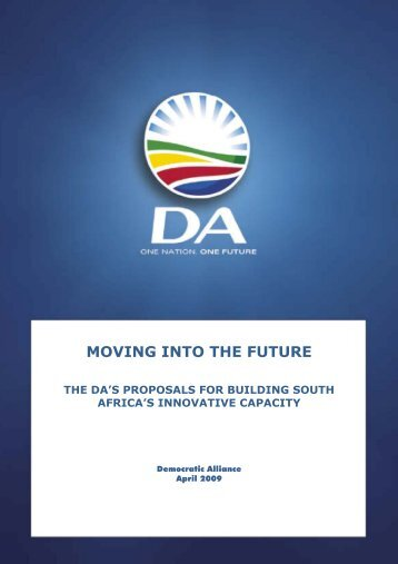 Innovation - Democratic Alliance