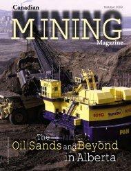 in Alberta Oil Sands Beyond - Canadian Mining Magazine