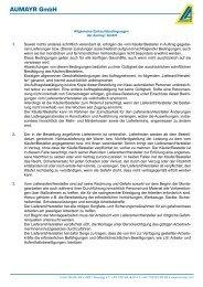 EKB - AUMAYR GmbH
