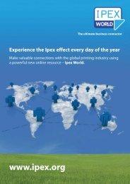 brochure artwork - Ipex