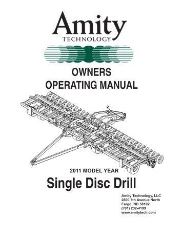 mounted disc plough operator's manual beri udyog pvt. ltd