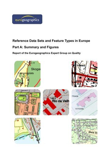 Reference Data Sets and Feature Types in ... - EuroGeographics