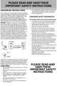 GE106754 Manual.qxd - GE :: Housewares - Page 2