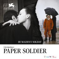 PAPER SOLDIER - Studio Morabito