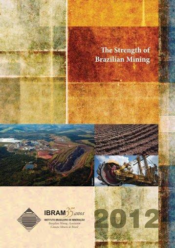 The Strength of Brazilian Mining - Ibram