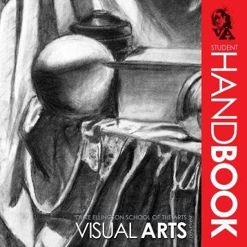 department handbook. - Duke Ellington School of the Arts