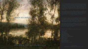 Joan Elliott 2010 inside - Galerie de Bellefeuille
