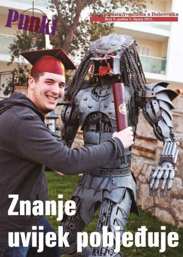 Broj 9/2012 - Sveučilište u Dubrovniku
