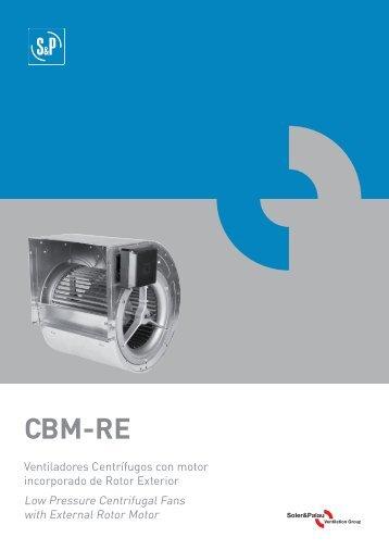 CBM-RE - Soler & Palau Sistemas de Ventilación, SLU