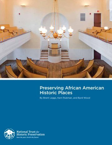 Preserving african american historic Places - National Trust for ...