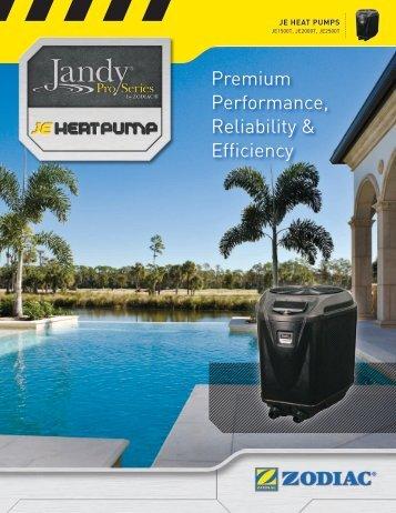 Premium Performance, Reliability & Efficiency - Zodiac Pool ...