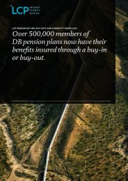 Over 500,000 members of DB pension plans now have their benefits ...