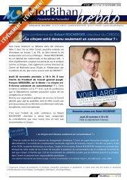 VOIR LARGE - Conseil général du Morbihan