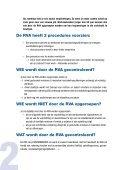 Evaluatie van je zoektocht naar werk : procedure ... - Aclvb - Page 2