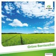 Grüne Barrierefrei