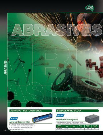 Abrasives - McGinns