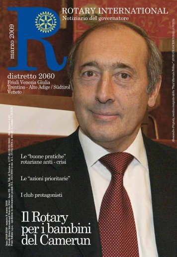 Un - Rotary International Distretto 2060