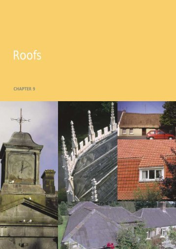 Chapter 9 Roofs