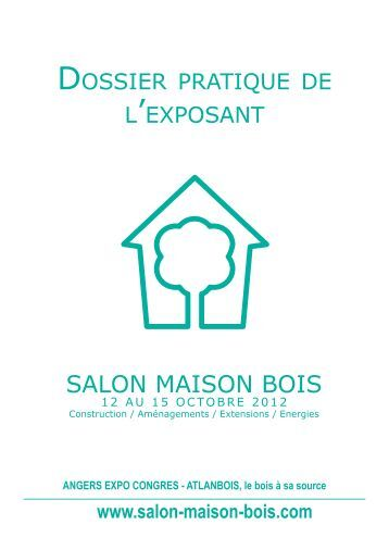 Entreprise goudalle construction 62 preures salon for Salon construction bois