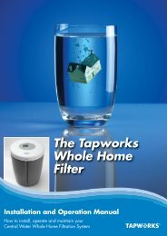 How a Central Water Filtration System Works - John Nicholls