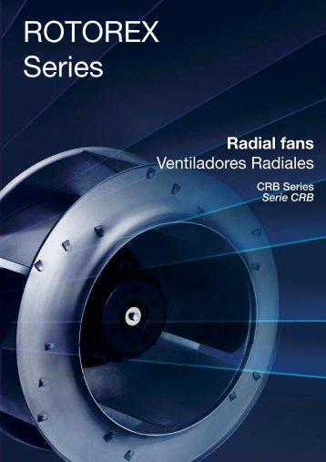 Ventiladores Radiales - Soler & Palau