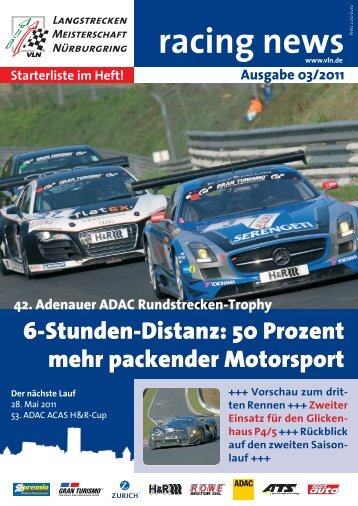VLN Racing News (pdf)