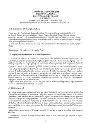 Programmazione didattica 5 C BR ANNO ... - G. Veronese