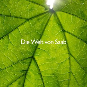 Die Welt von Saab