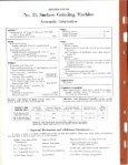Brown & Sharpe nos. 2l and 2lb Surface Grinder Brochure - Sterling ... - Page 4