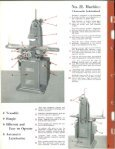 Brown & Sharpe nos. 2l and 2lb Surface Grinder Brochure - Sterling ... - Page 6