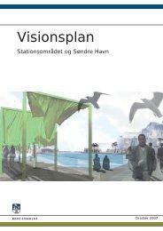 Visionsrapport 11102007.indd - Køge Kyst
