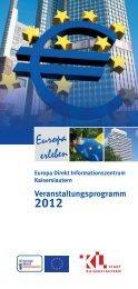 Veranstaltungsprogramm - Stadt Kaiserslautern