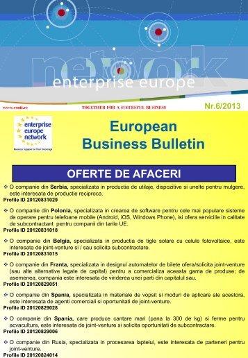 EBB nr 6/2013 - CENTI