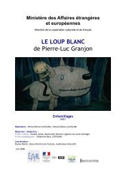 LE LOUP BLANC de Pierre-Luc Granjon - France-Diplomatie ...