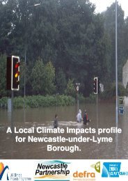 Draft LCLIP - Newcastle-under-Lyme Borough Council