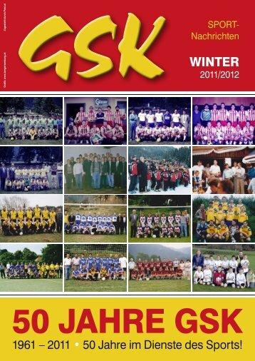GSK-Nachrichten 2011-2012 - Gitschtaler.at