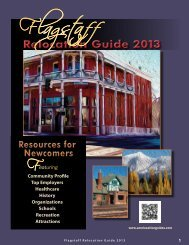 Flagstaff - Arizona Relocation Guides