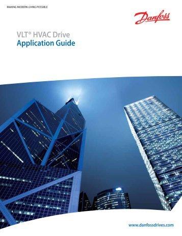 VLT® HVAC Drive Application Guide - Taco-Hvac
