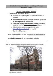 Bericht mit Bildern als pdf-Datei hier!