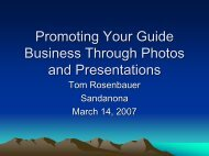 Promoting Your Business: Photos & Presentations.pdf - Orvis