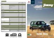 Catálogo General Ranger - Suzuki