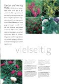 Trendfarben des Frühlings Trendfarben des ... - grneprofis-beb.ch - Seite 5