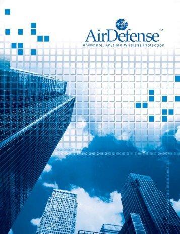 AirDefense Enterprise