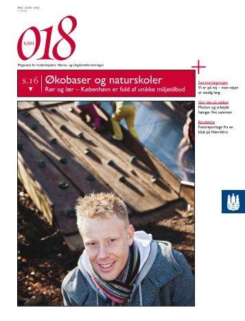 Økobaser og naturskoler - Københavns Kommune