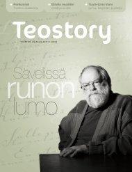 1 | 2009 - Teosto