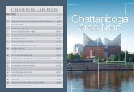 AVERAGE HOME SALES PRICES - Chattanooga Area Chamber of ...