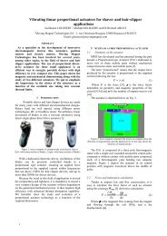 LDIA 2011 - Moving Magnet Technologies