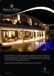 FAQ - Shelley Point Hotel