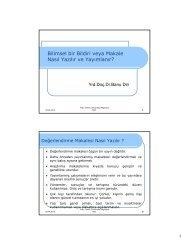 (Microsoft PowerPoint - S\366zl\374&YaziliSunumBecerisi-6)