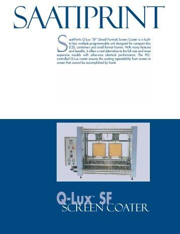 Q-Lux™ SF - Saati